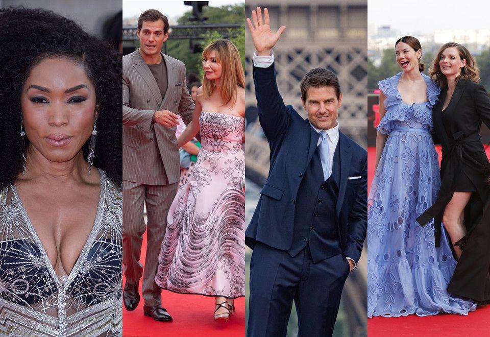 """2Tak wyglądała paryska premiera """"Mission: Impossible - Fallout"""""""