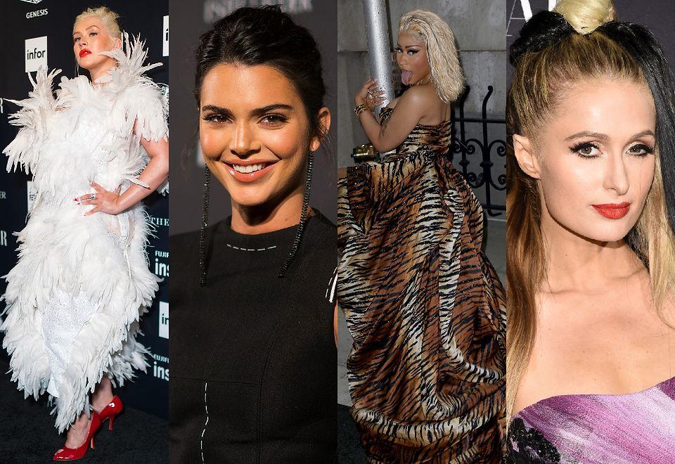 """2Gwiazdy na gali """"Harper's Bazaar Icons"""""""
