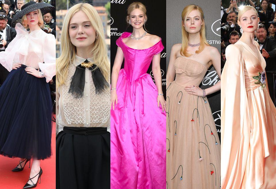 2Cannes 2019: Elle Fanning okrzyknięta najlepiej ubraną gwiazdą festiwalu!