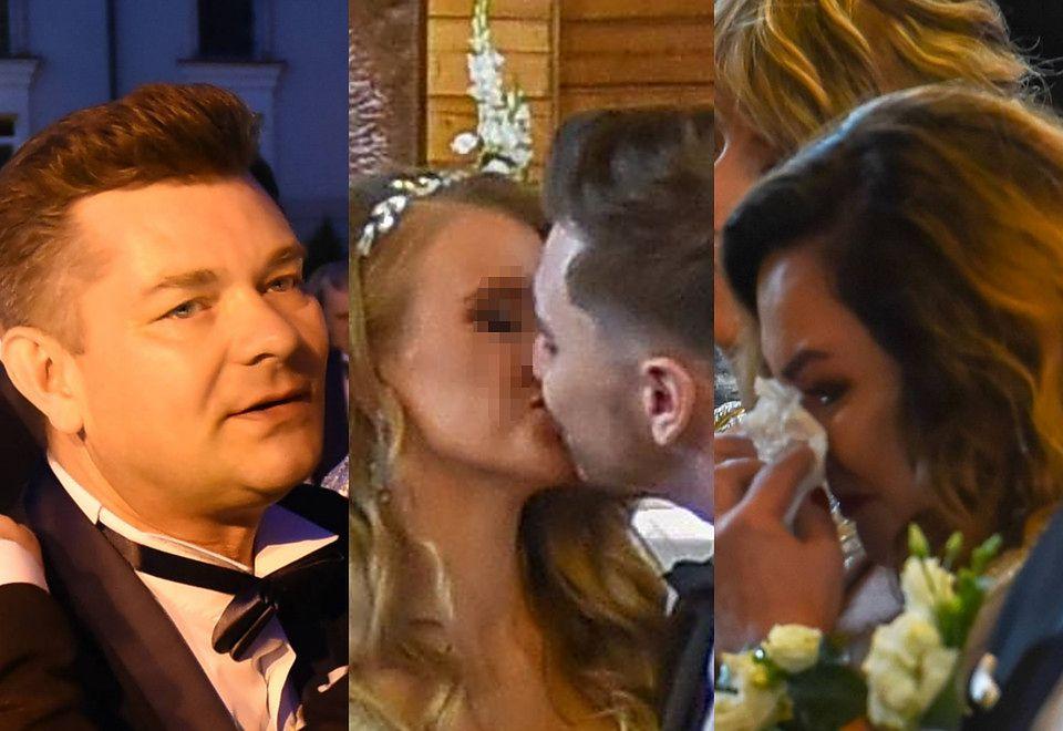 Wódka łzy Setki Gości Tak Wyglądał ślub Daniela Martyniuka Syna