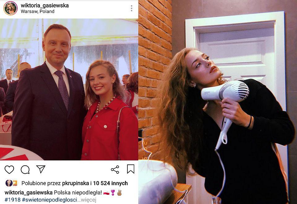 2Wiktoria Gąsiewska