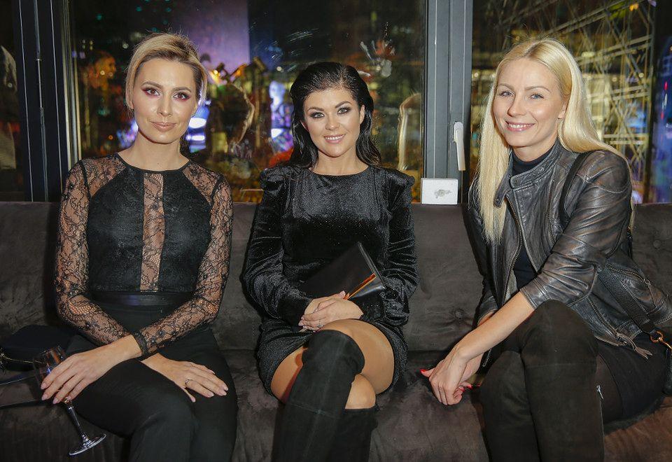 2Agnieszka Hyży, Kasia Cichopek i Dorota Michałowska