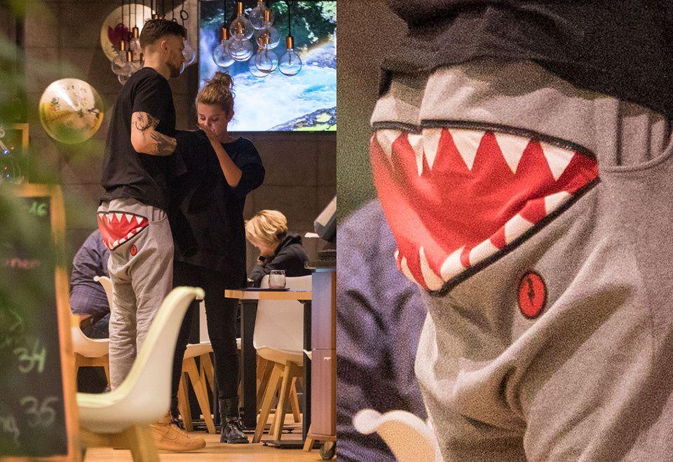 2Oryginalne spodnie
