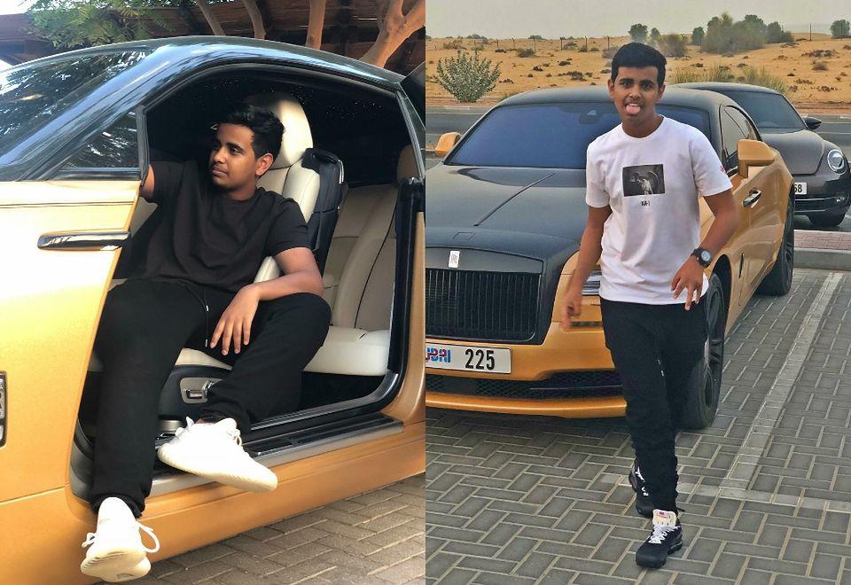 2Tak żyje najbogatszy nastolatek w Dubaju