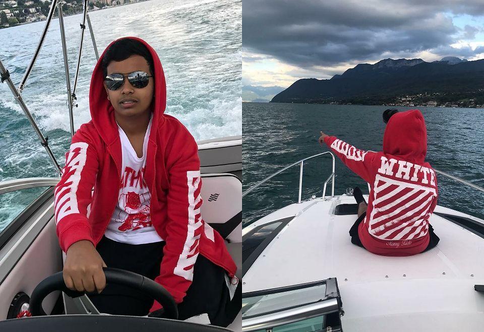 2Rashed, 16-letni milioner z Dubaju