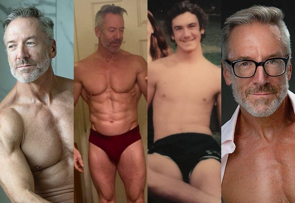 2Oto Clayton Paterson, seksowny 60-latek