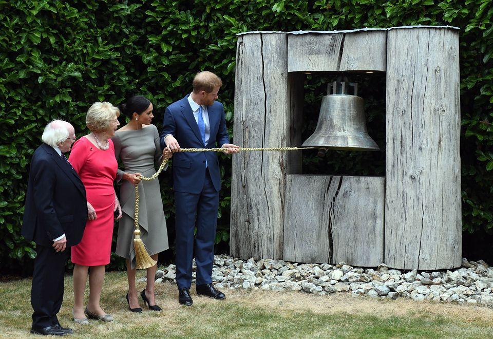 2Meghan Markle i książę Harry w Irlandii