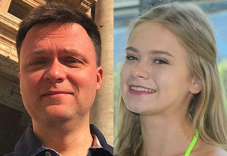 2Szymon Hołownia i Julia Wróblewska