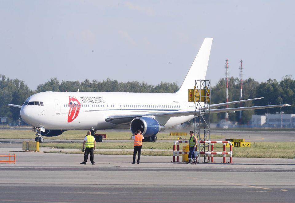 2Prywatny samolot