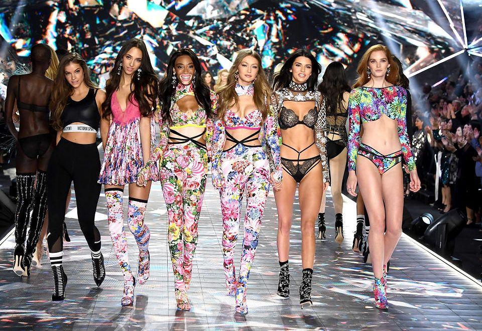 2Pokaz Victoria's Secret 2018