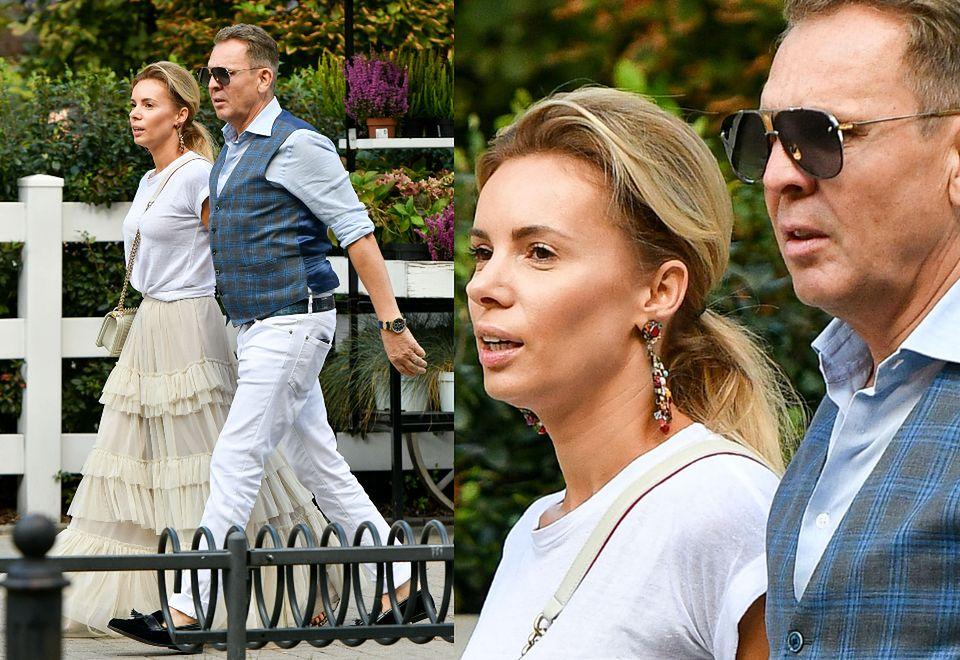 ed5587c543643 Izabela Janachowska zabrała męża i torebkę za 16 tysięcy na randkę ...