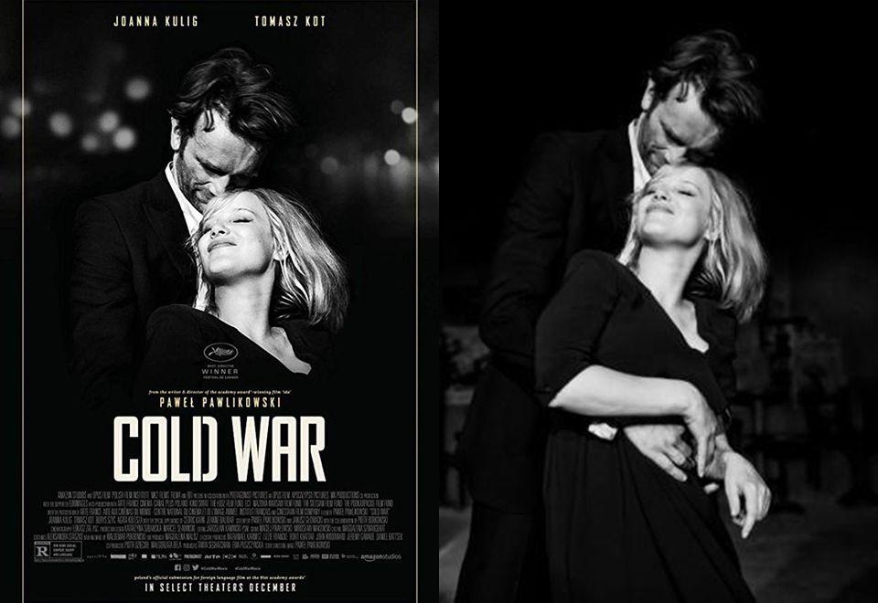 """2Ciężarna Joanna Kulig promuje """"Zimną wojnę"""" w Los Angeles"""