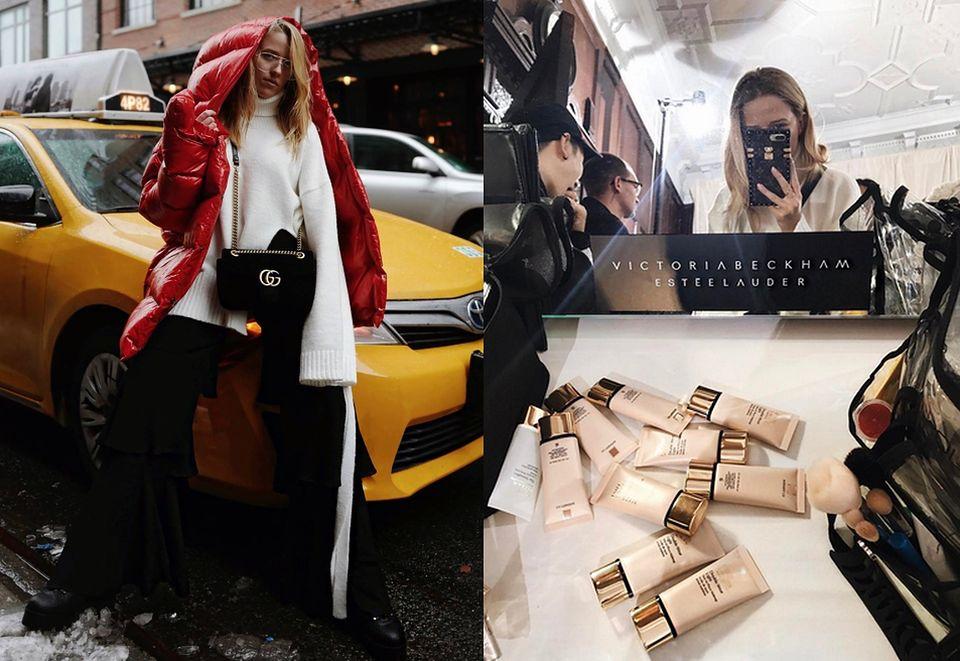 2Polskie szafiarki na tygodniu mody