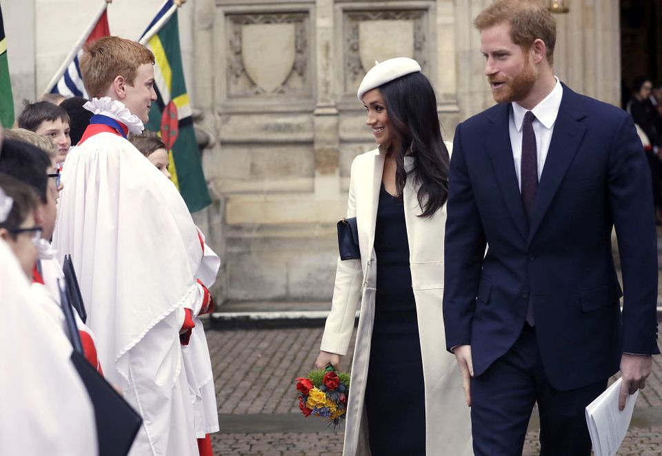 2Meghan i Harry