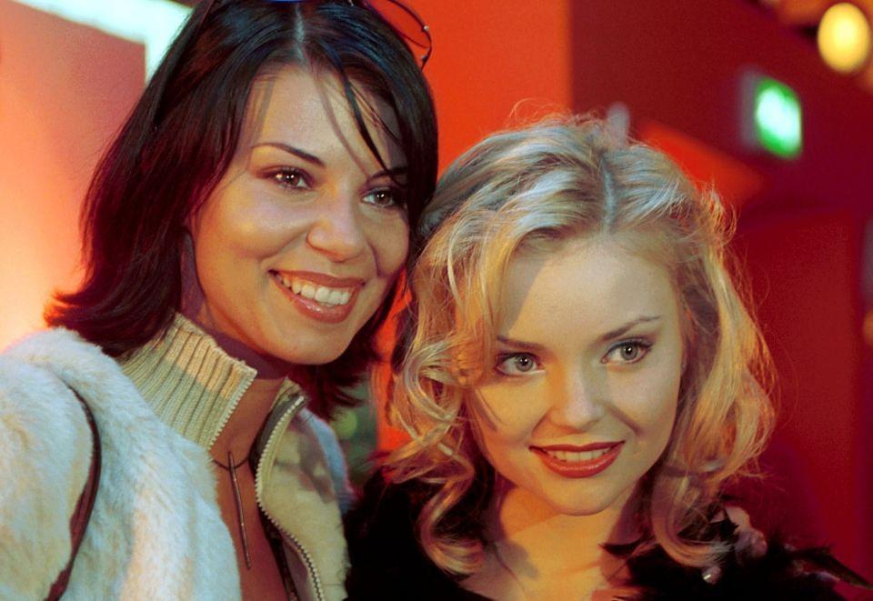 2Z Izą Miko, 2000