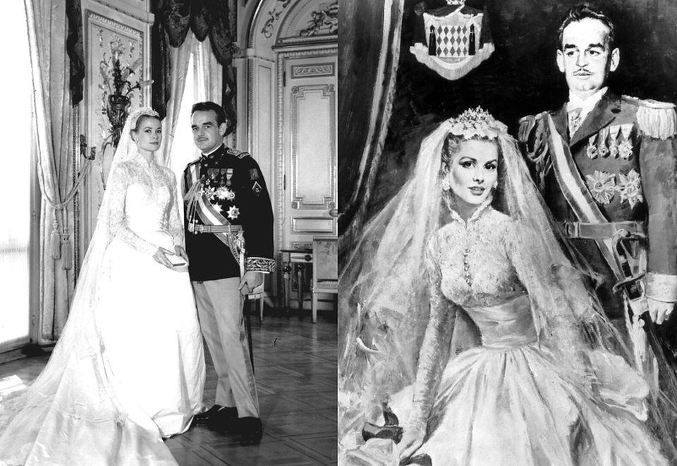 2Grace i książę Rainier doczekali się trójki dzieci, czwartą ciążę księżna poroniła