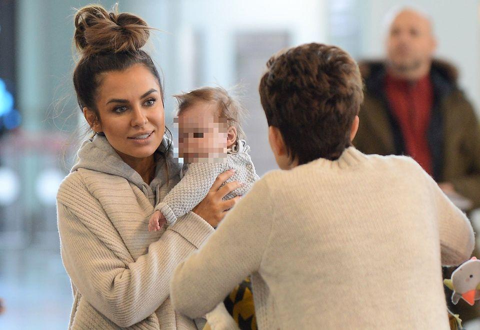 2Natalia Siwiec z córką