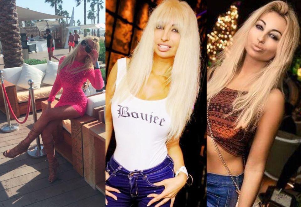 2Rutowicz obecnie jest bardzo jasną blondynką