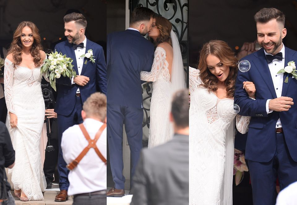 2Sylwia Nowak wzięła ślub