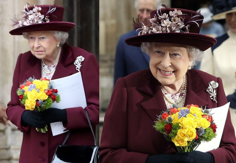 292-letnia królowa Elżbieta