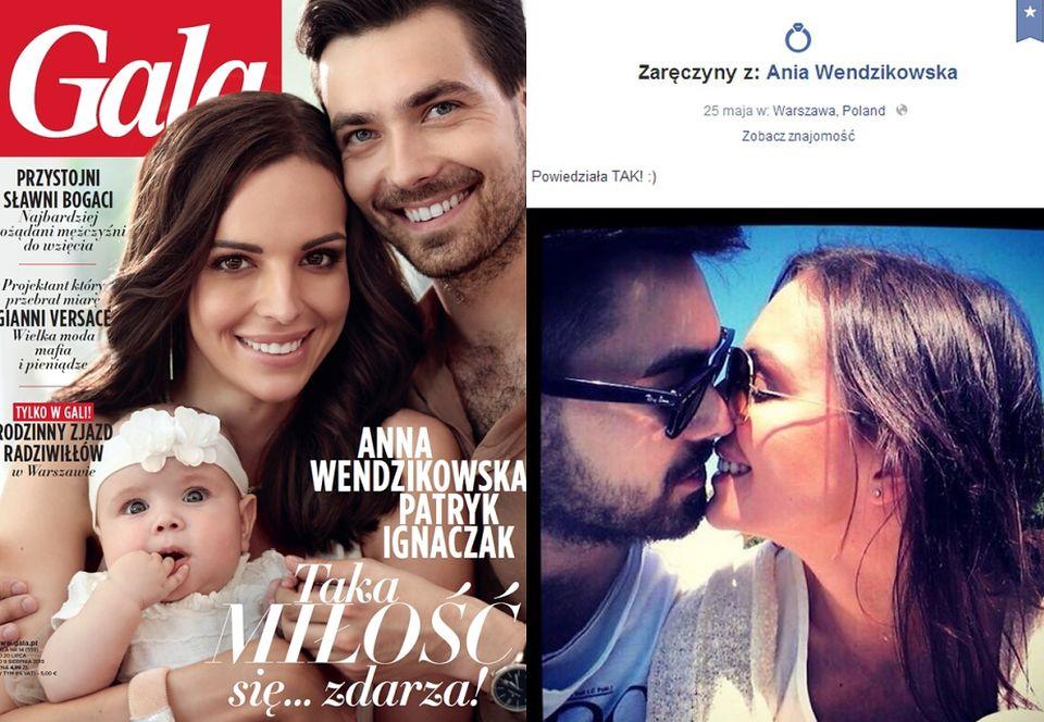 2Anna Wendzikowska i Patryk Ignaczak