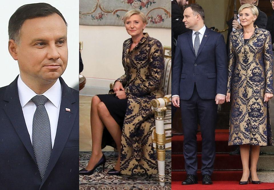 2Dudowie witają prezydenta Bułgarii