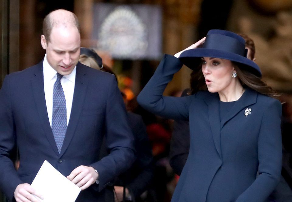 2Kate i William