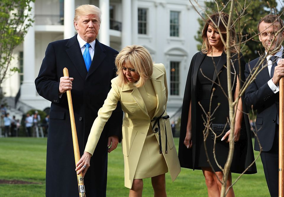 2Brigitte i Donald