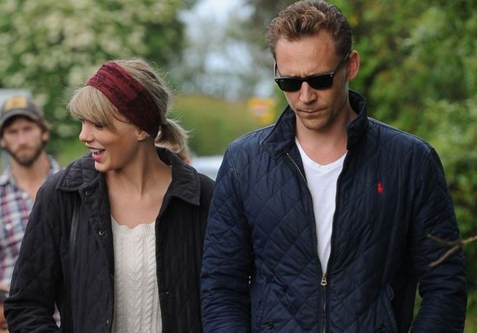 2Taylor Swift i Tom Hiddleston