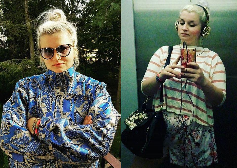 """2Dagmara Krasowska - Milena z """"Galerianek"""""""