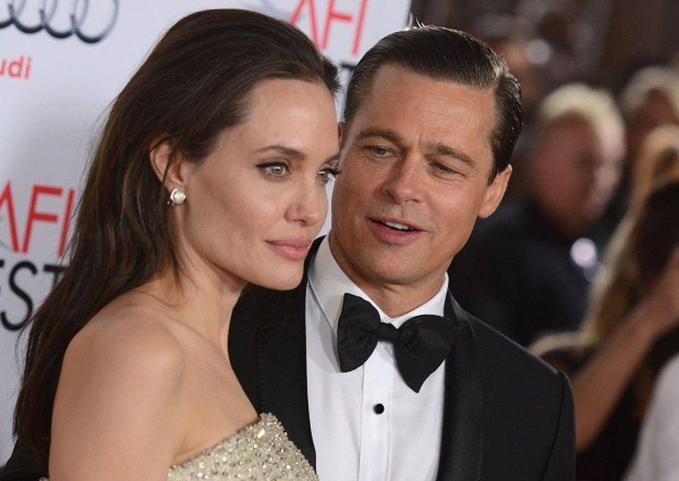 2Angelina Jolie i Brad Pitt