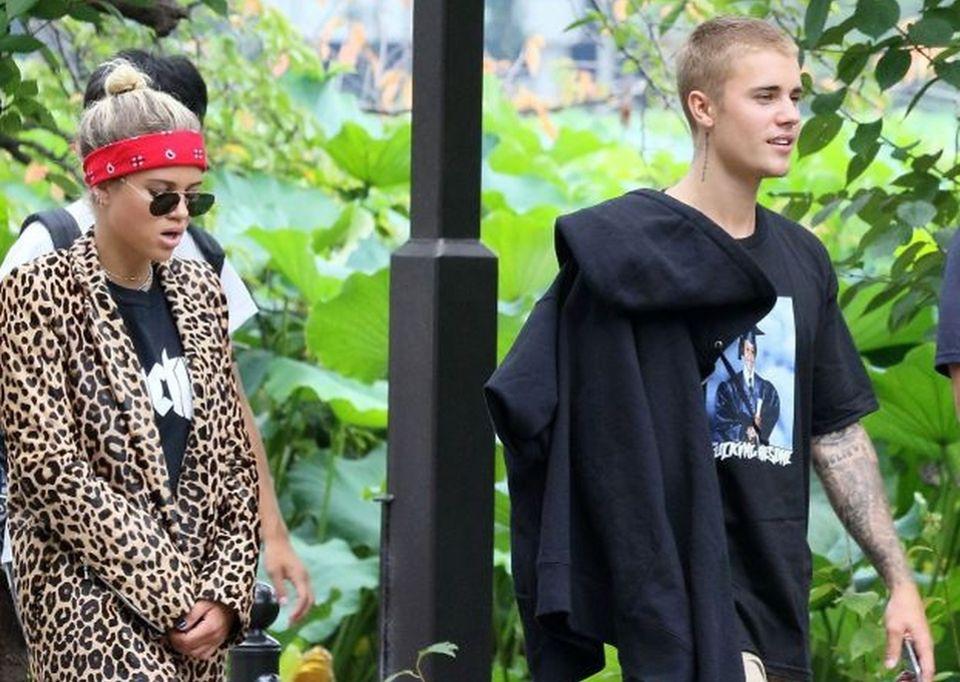 2Sofia Richie i Justin Bieber