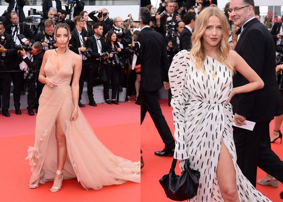 2Wieniawa i Mercedes na czerwonym dywanie w Cannes