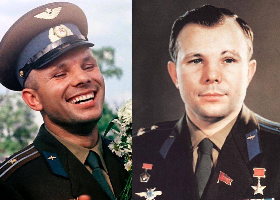 2Jurij Gagarin