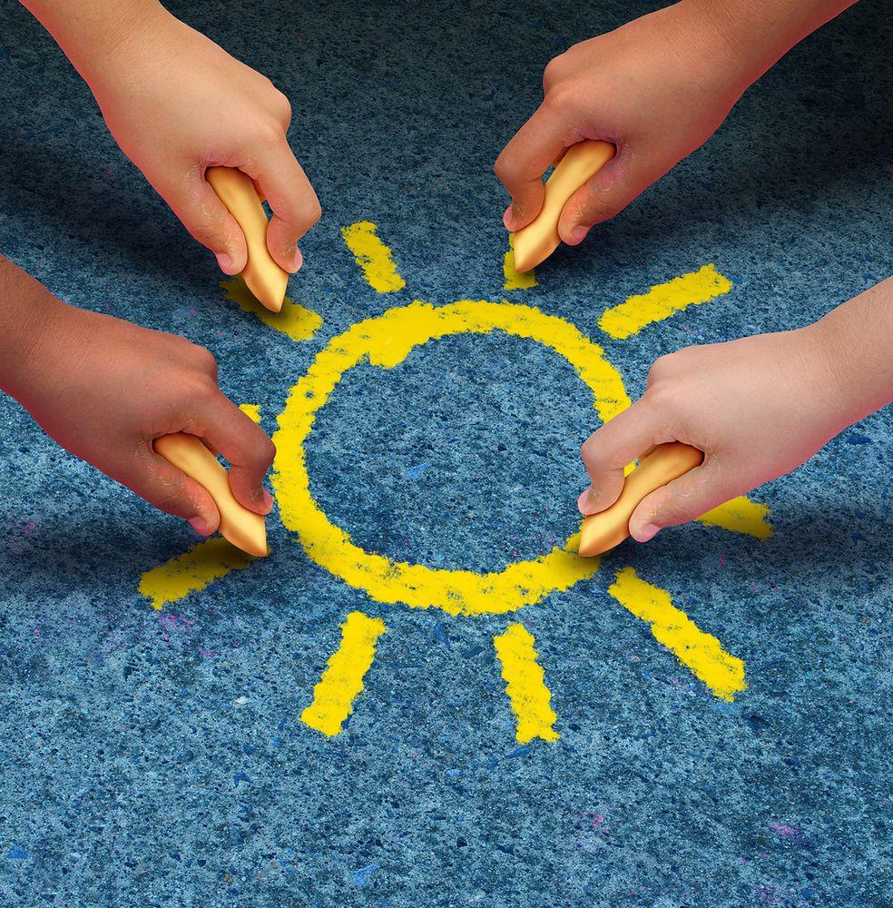na penisa na oparzenia słoneczne