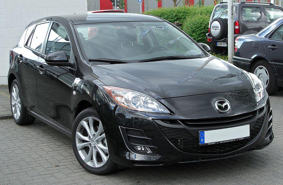 Mazda 3 2 generacji powstawała od 2009 do 2013 roku.