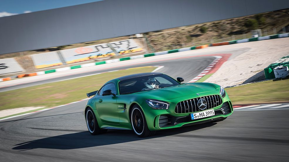 Przeczytaj test tego Mercedesa