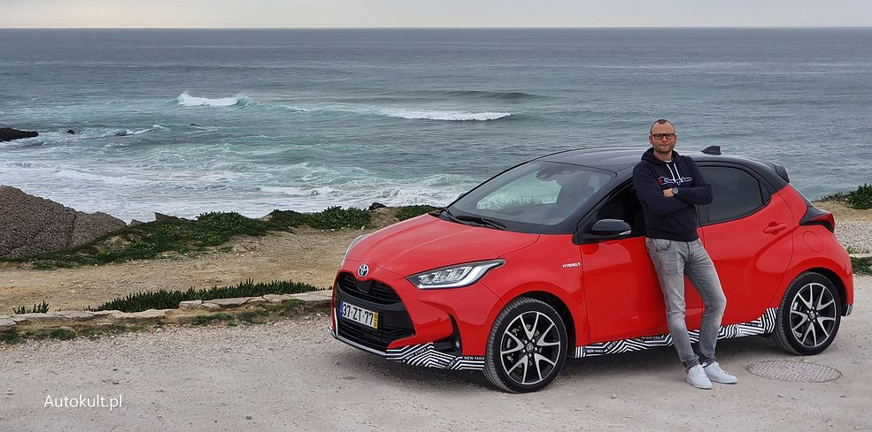 Toyota Yaris zrobiła na mnie pozytywne wrażenie i obecnie jest kandydatem na faworyta segmentu B.