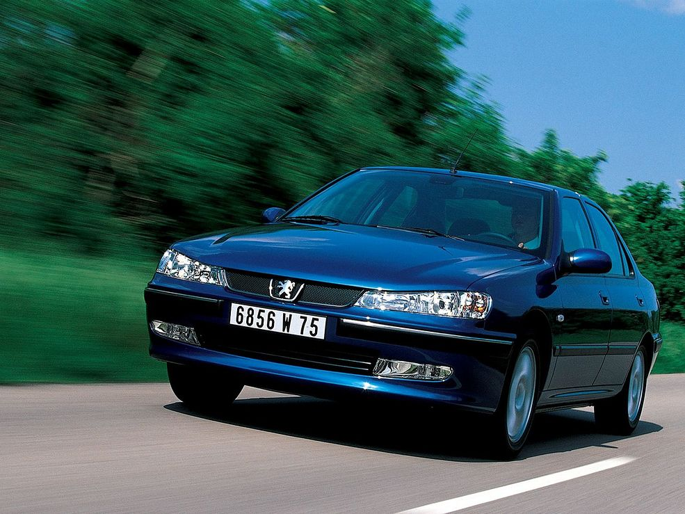 Peugeot 406 Dane Techniczne Spalanie Opinie Cena Autokult Pl