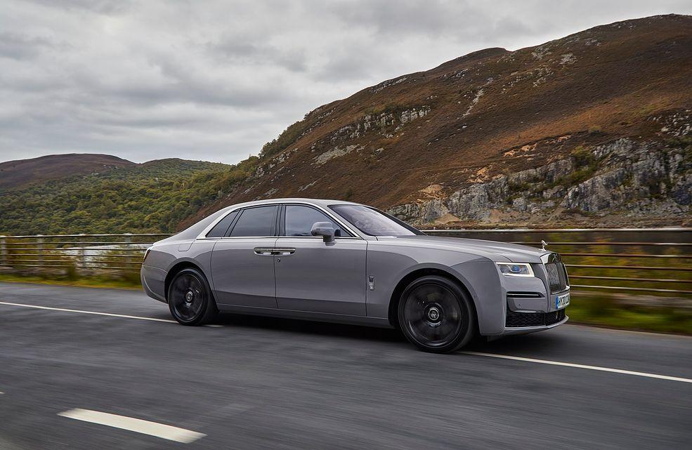 Rolls-Royce Ghost (2020) (fot. Rolls-Royce Motor Cars)