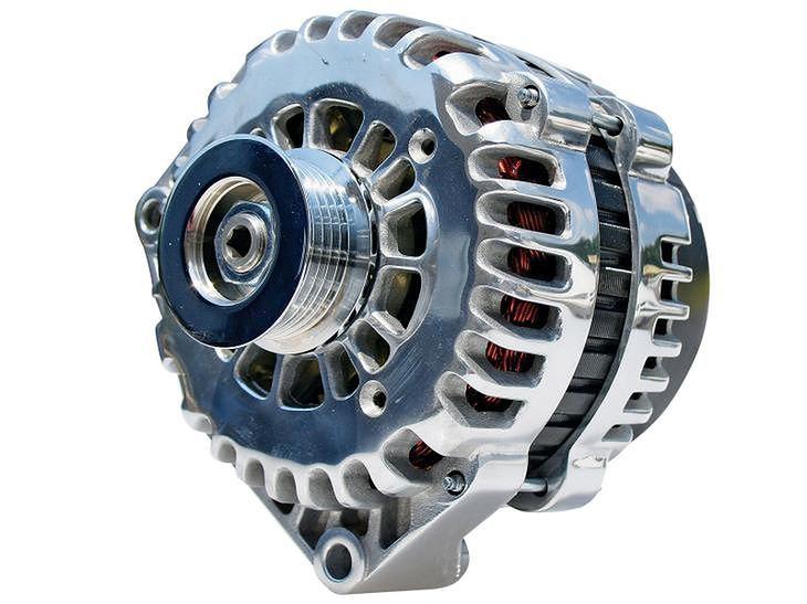 Alternator odpowiada w samochodzie za prawidłowo naładowany akumulator.