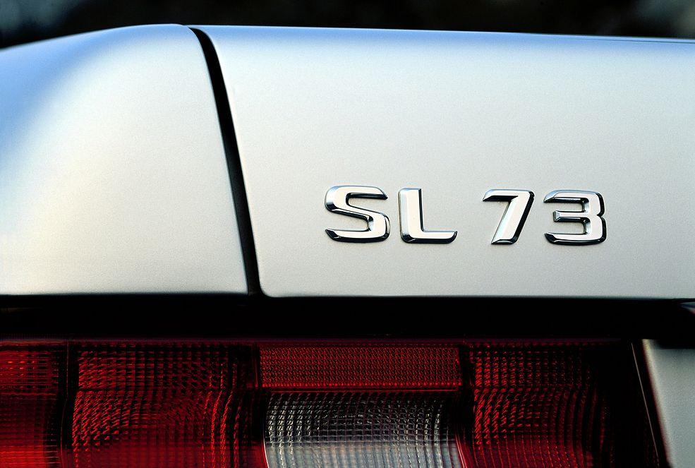 Takie oznaczenie istniało już naprawdę i funkcjonowało w latach 1999-2001 (fot. Daimler AG)