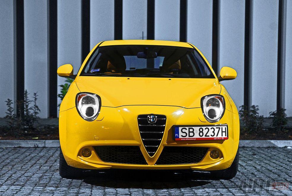 Alfa Romeo MiTo to dobry przykład udanego modelu marki, którą uważa się za awaryjną.