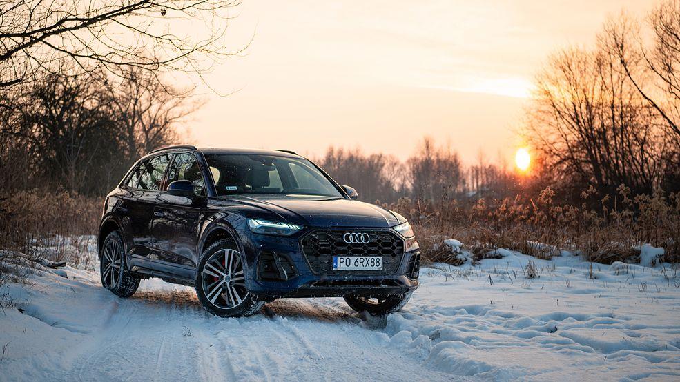 Audi Q5 zawsze prezentowało się dobrze, ale teraz wygląda jeszcze lepiej.
