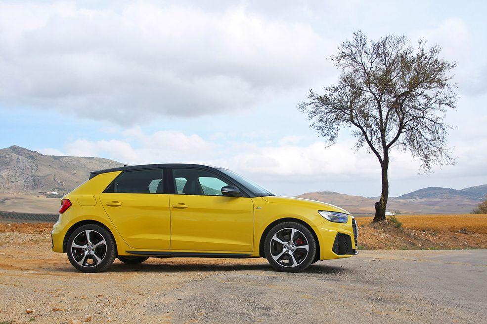 Nowe Audi A1 może się podobać, ale jeszcze lepiej wygląda w środku