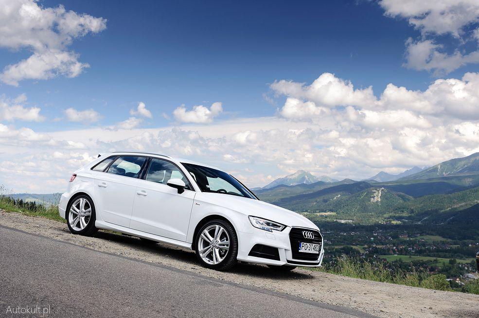 audi a3 sportback 1.4 tfsi 150 km manual - test, opinia | autokult.pl