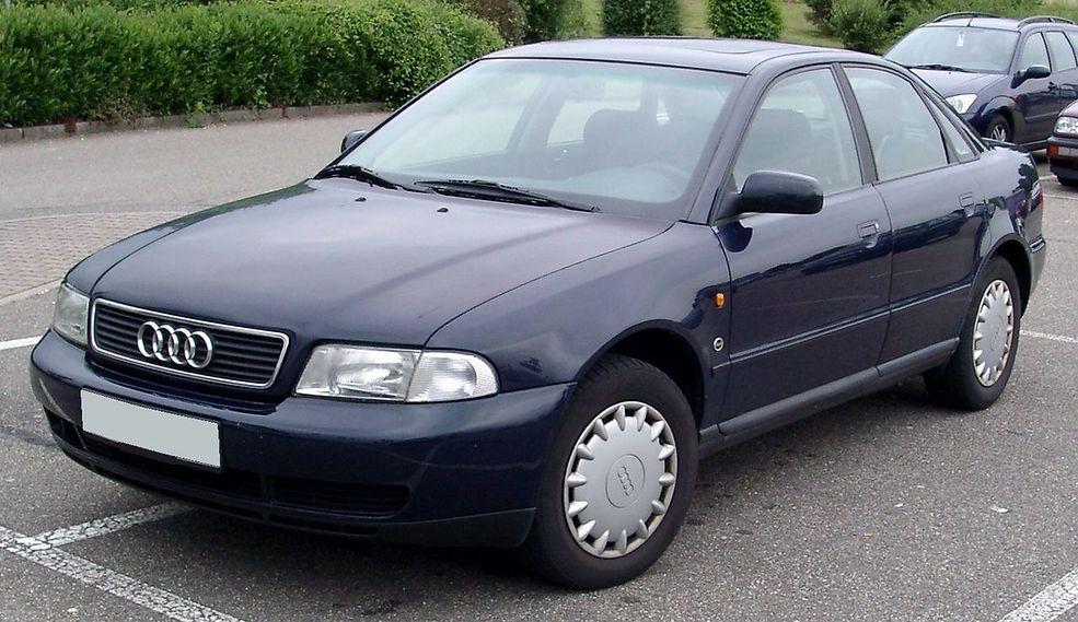 Audi A4 B5 Dane Techniczne Spalanie Opinie Cena Autokult Pl