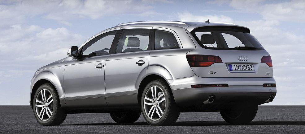 Biada temu, kto kupi Audi Q7 za 30 tys. zł i myśli, że jego utrzymanie kosztuje tyle, co A4 w tej cenie