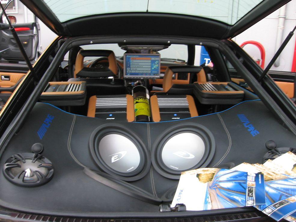 Zaawansowane Ekstremalne zabudowy car audio [galeria] | Autokult.pl KO17