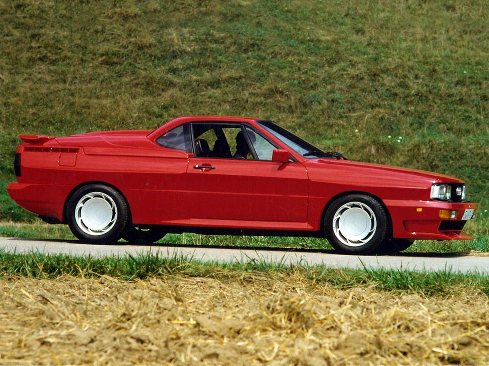 Treser Roadster Quattro (1984) (fot. Walter Treser Automobilbau)
